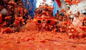 A-tomato-festival
